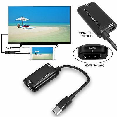 Usb-C Tipo C a HDMI Adattatore USB3.1 Cavo Converter per Mhl Android Telefono