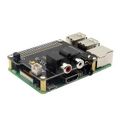 X900 HIFI DAC ES9023 Expansion Board For Raspberry Pi 3 Model B / 2B / A+ / Zero