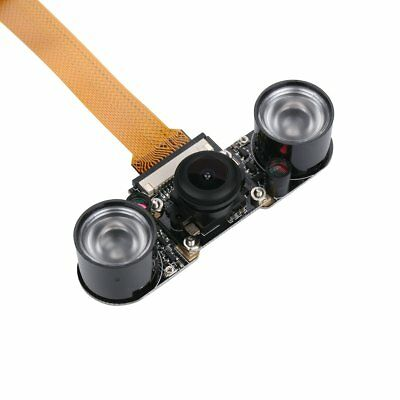 Raspberry Pi zero fotocamera fisheye grandangolare 5 MP 1080p Night (f7J)