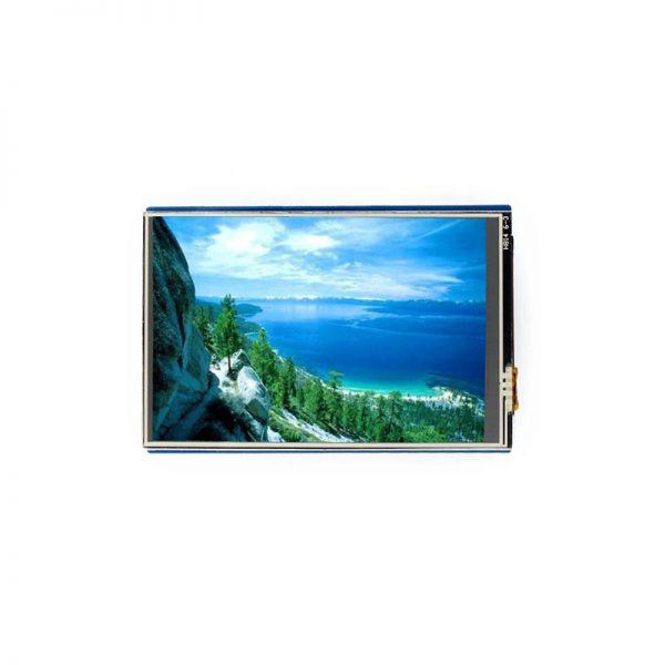 raspberryitalia waveshare 3.5inch tft touch shield 8 - display arduino