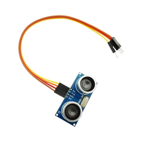 Raspberryitalia HC-SR04 Sensore ad ultrasuoni 2