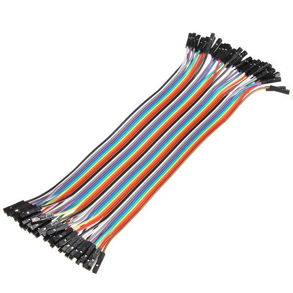 raspberryitalia jumper wires da 40 poli ff 200cm 1