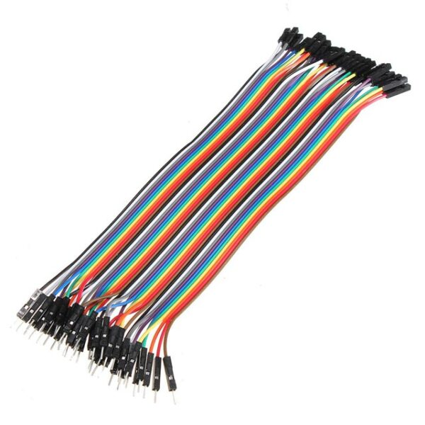 raspberryitalia jumper wires da 40 poli mf 200cm