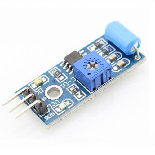 raspberryitalia modulo sensore di vibrazioni