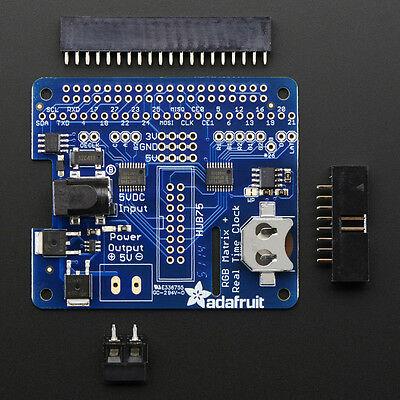 Adafruit RGB Matrix HAT + RTC per Raspberry Pi, Mini Kit, 2345