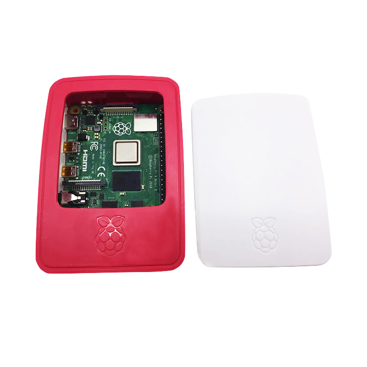 kit didattica raspberry case official